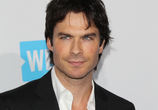 Ian Somerhalder Claims 'The Vampire Diaries' Is Ending With Season 8