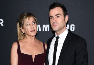 Justin Theroux Comments on Brad Pitt & Angelina Jolie's Divorce