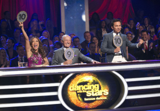 Judges Dancing With the Stars
