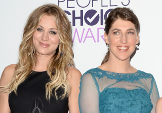 Kaley Cuoco & Mayim Bialik Feuding Over 'Big Bang Theory' Salaries — Report