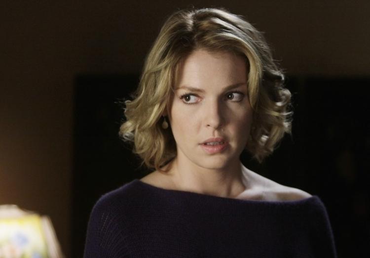 Katherine Heigl, Grey's Anatomy, Izzie Stevens