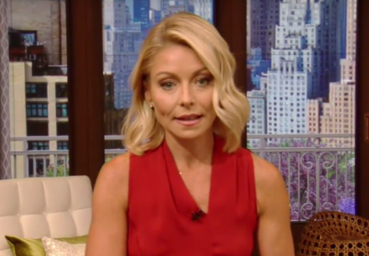 Kelly Ripa Returns to Live with Kelly and Michael