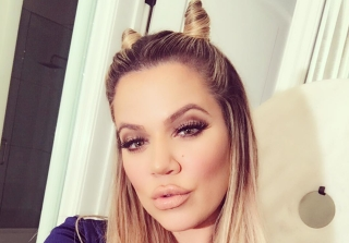 Khloe Kardashian Joins Snapchat With Bizarre Video of Lamar Odom
