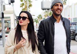 "Kyle Richards Slams Mauricio Umansky Cheating Rumors: ""No Trouble in Paradise"""
