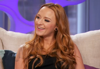 Teen Mom OG's Maci Bookout Reveals Name of Baby Number 3! (PHOTOS)