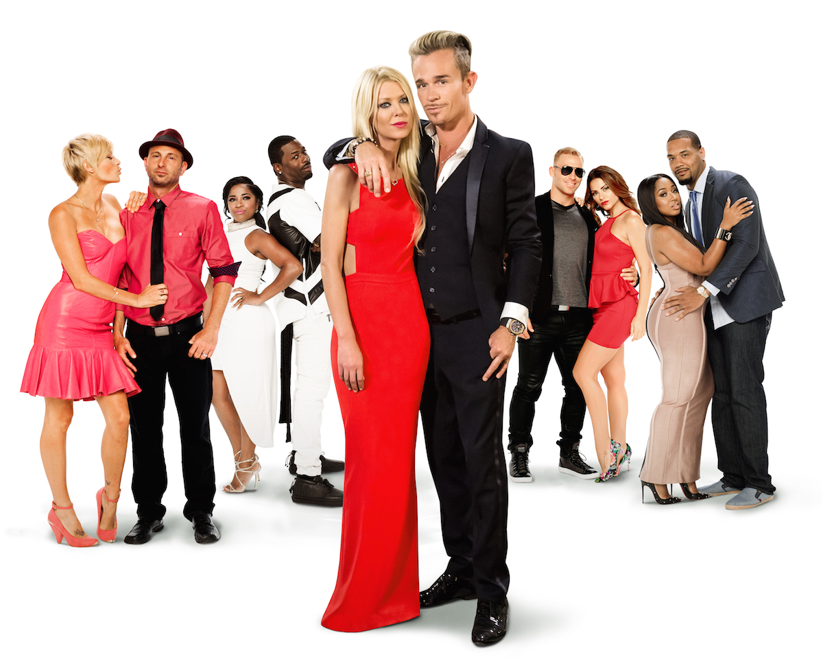 Toya Wright's Meltdown | Marriage Boot Camp: Reality Stars ...