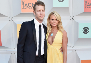 ACM Awards 2016: Miranda Lambert & Anderson East Make Red Carpet Debut (PHOTOS)