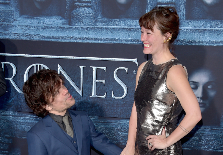 Peter Dinklage & Wife at 'GOT' Premiere Are #RelationshipGoals