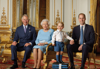 Prince George Appears in His First, Totally Adorable Postage Stamp (PHOTO)