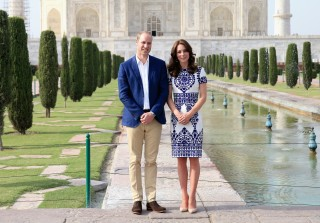 The Secret Reason Prince William and Kate Middleton Never Show PDA