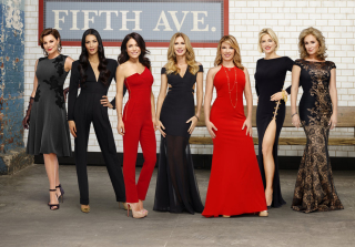 Bethenny Frankel Starts 'RHONY' Cast Feud For More Money (PHOTOS)