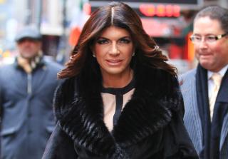 Teresa Giudice Finally Visits Husband Joe Giudice in Prison — Details!