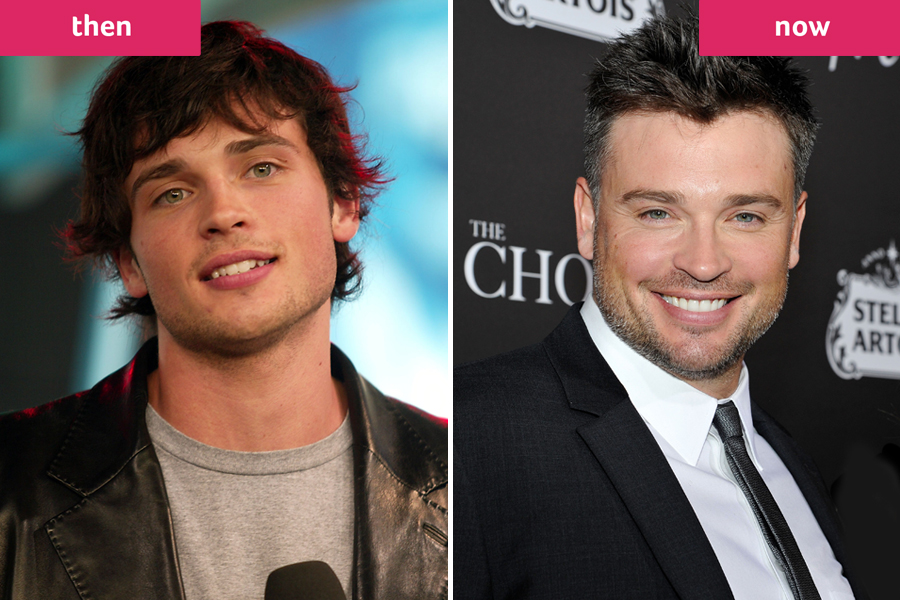 how to meet tom welling