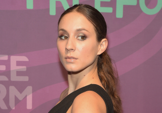 Troian Bellisario Shares Hilarious 'Pretty Little Liars' Fan Story