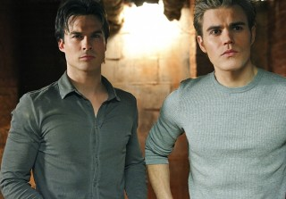 Ian Somerhalder & Paul Wesley Share Their 'The Vampire Diaries' Theories