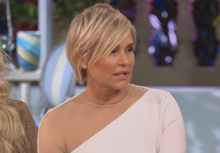 Yolanda Hadid Opens Up About Divorce, Storms Out of 'RHOBH' Reunion