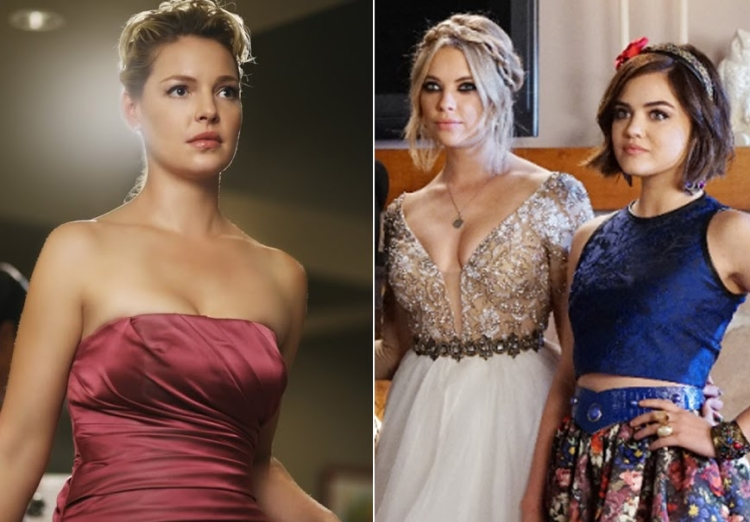 Best TV Prom Dresses