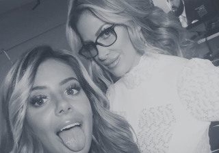 Brielle Biermann Gives Kim Zolciak a Birthday Surprise (VIDEO)