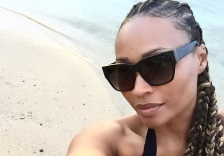 Cynthia Bailey Shares Video of Plastic Surgery, Vacations Without Husband