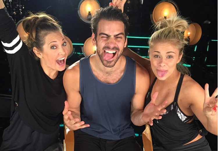 DWTS Season 22 Final 3: Ginger, Nyle, and Paige
