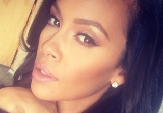 Evelyn Lozada Supports Fiancé Carl Crawford Amid Breakup Rumors (PHOTO)