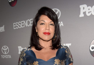 With New Hair and New Jobs, Sara Ramirez Is Callie No More! (PHOTOS)