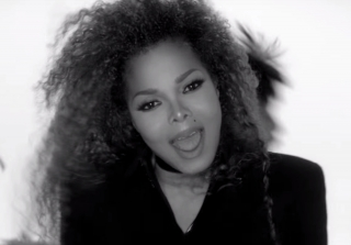 Janet Jackson Surfaces For First Time Since Pregnancy News (UPDATE)