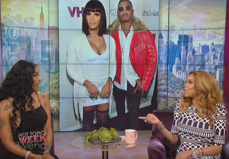Joseline Hernandez on The Wendy Williams Show