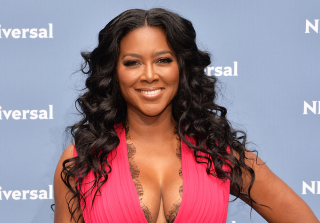 Kenya Moore Tricks BF Matt Jordan into Filming 'RHOA' Season 9 (PHOTOS)