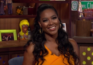Kenya Moore: Cynthia and Peter\'s Issues \