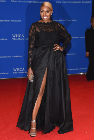 NeNe Leakes at the WHCD in 2016