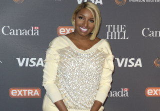 Grandma NeNe Leakes Rocks Peacock-Print Bikini (PHOTO)