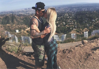 Aubrey O'Day Dumps Pauly D Because He Cheated — Report