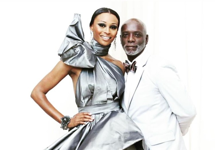 Peter Thomas and Cynthia Bailey Wedding