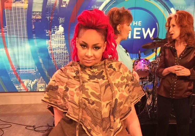 The View's Raven Symoné May Be Getting the Boot | Wetpaint, Inc.