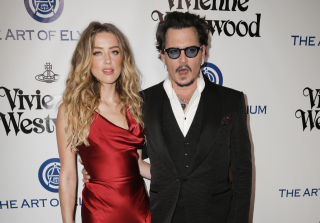 Amber Heard Submits Evidence of Johnny Depp's Abuse — Report