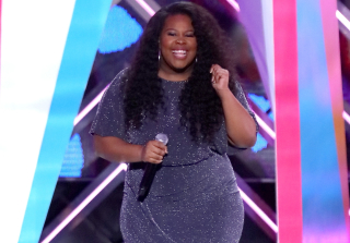 "Glee's Amber Riley Demands We ""Let Her Big Ass Live"" in Fiery Video"