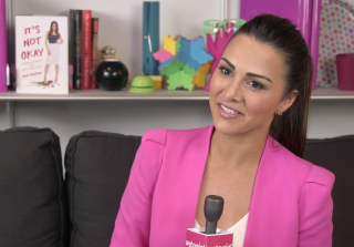 Andi Dorfman on Reactions to Her Tell-All, Plans For Second Book (VIDEO)