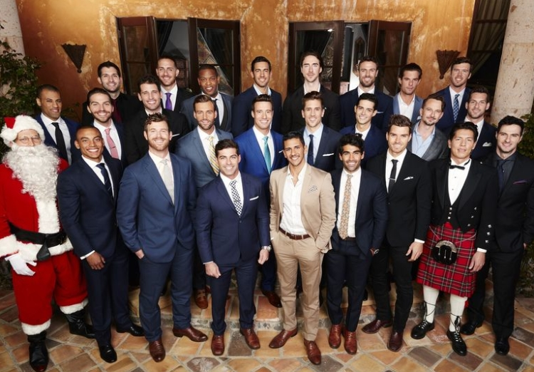 Bachelorette 2016 contestants