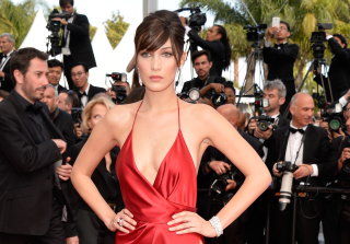 Bella Hadid Wears Most Naked Dress Ever at 2016 Cannes Film Festival (PHOTOS)