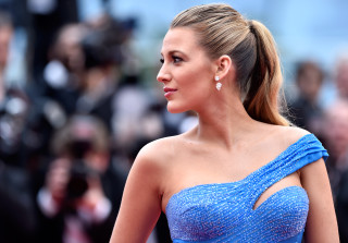 Blake Lively Flaunts Her Baby Bump at Cannes & 5 More of Her Fab Looks (PHOTOS)