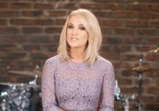 Carrie Underwood Teams Up With Carnival Cruise Line For a Great Cause (VIDEO)