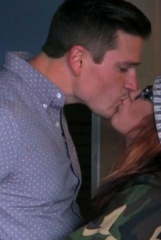 chelsea cole kissing