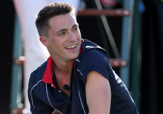 Colton Haynes Accepts Human Rights Campaign's Visibility Award (VIDEO)