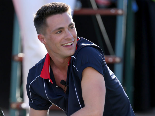 Colton Haynes gay