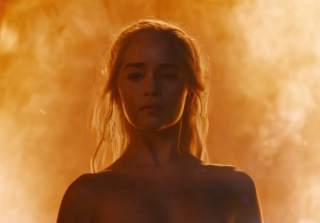 Emilia Clarke Reveals She Needed Vodka For \'GOT\' Nude Scene