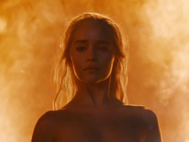 Daenerys Targaryen Fire