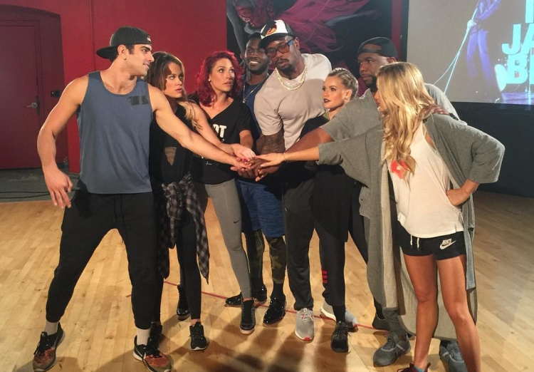 Dancing With the Stars Men's Team