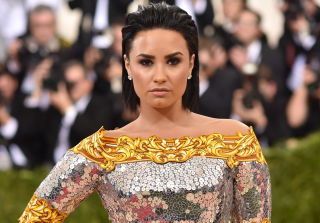 Demi Lovato Goes on Late-Night Twitter Rant Amid Nicki Minaj Drama