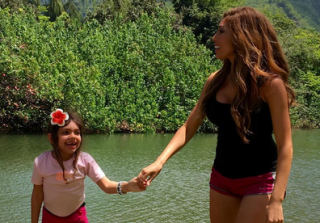 Farrah Abraham Sparks Controversy After Posting Photo of Sophia on a Pole